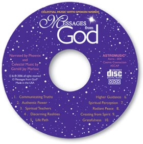 Messages from God cd