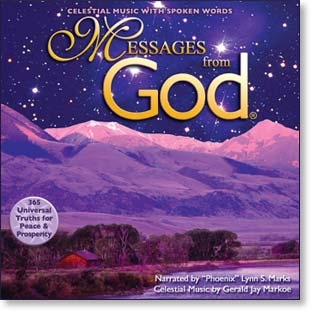 mmessages from god cd